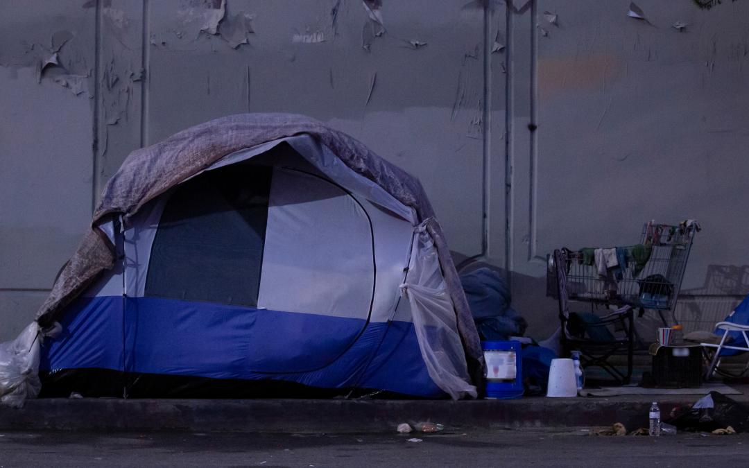 Look Around Homeless Outreach Update